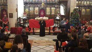Ortodoks  Kilisesinde  Noel  Kutlaması