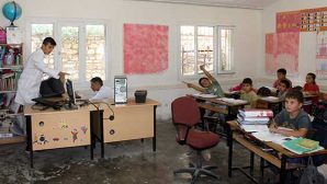 Öğrencilerden köylere teknolojik destek