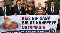 AKP Kadın Şurası'nda ilginç pankart Yayladağı'ndan: