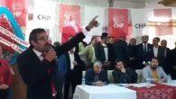 CHP'de son İlçe Kongresi Reyhanlı'da yapıldı