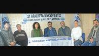 SES'in yarınki Mersin Mitingi öncesi mesajı:
