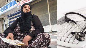 Suriyeli mülteci, ilaç…