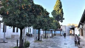 Antakya'nın Ulu Cami'si…