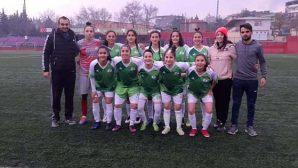 Tavlalı Kızlar 1-0 Galip