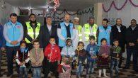 TDV'den İdlib'e ilkokul