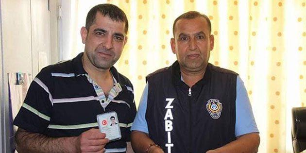 Samandağ Belediyesi Zabıta Memuru hastalıktan kurtulamadı