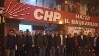 CHP'de 15 İlçe Başkanı ilk kez bir araya geldi