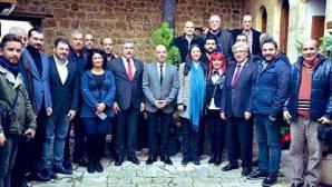 AKP Heyeti Ziyareti HGC'ye