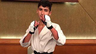Altınözü'lü Karateci