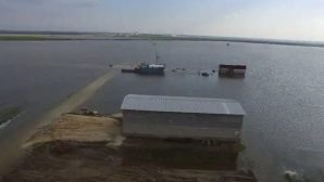 Amik Gölü Oluşuyor