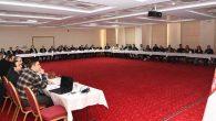 Kamu-özel  Hastaneleri İle  112 Yetkilileri Katıldı