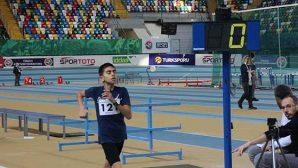 Antakyalı Arda, Türkiye Şampiyonu…