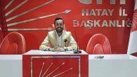 CHP Defne'de Gençlik Kolları Seçimi Bugün