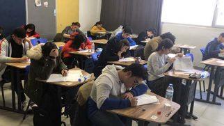 Ekin Koleji Bursluluk Sınavı