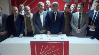 CHP'de Parlar; 3 Vekil, Mullaoğlu ve ekibinin adayı