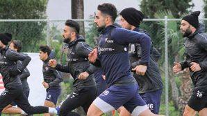 Osmanlıspor İle  Özel Maç