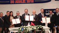 Bakan Kasapoğlu, 2019'un 30 Aralık günü ilimizdeydi: