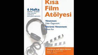 İskenderun'da  Kısa Film Atölyesi
