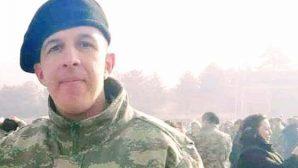 Çekmeceli Asker kazada öldü