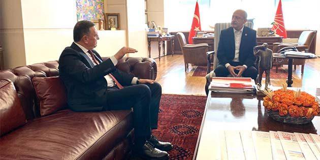 Savaş; Kılıçdaroğlu, Yavaş  ve Torun ile görüştü