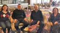 Savaş; KKTC Başbakanı ile görüştü