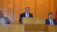 Hatay BŞB Meclisi İskenderun'da toplandı
