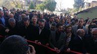 MHP, Erzin'de bina açılışı yaptı