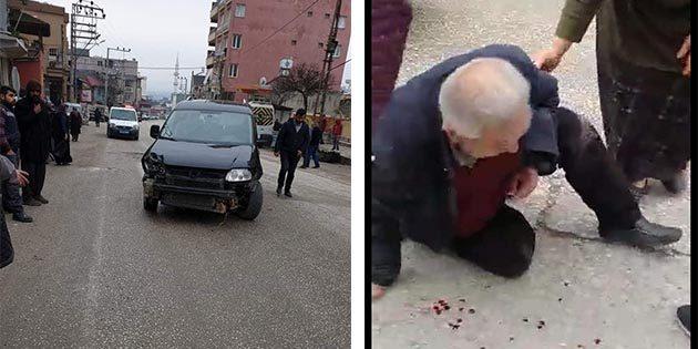 Narlıca'daki kazada ölü yok,  2 yaralı var…
