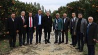 Başkan Savaş Erzin'de