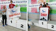 Sınav Koleji Öğrencileri  6 Madalya Kazandı