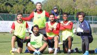Özel Maç İstanbulspor İle…