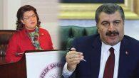CHP'li Vekil Şahin, sorunu Bakan Koca'ya aktardı