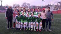 Türkiye Kadınlar Futbol 3. Ligi puan cetvelinde