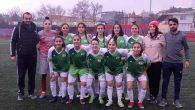 Tavla Kız Futbol Takımı Lider