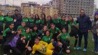 Tavla Kız Futbol Takımı