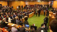 HBB meclisi İskenderun'da bir araya geldi