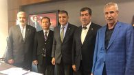 4 İlçe Ziraat Odası Başkanı Ankara'da