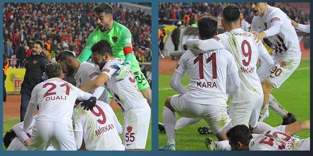 Eskişehir Stadında 91.dk…