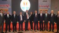 CHP'li BŞB Başkanları Adana Buluşması