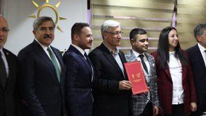 """AKP'de İl Gençlik Kollarına """"atamayla"""" yeni Başkan"""