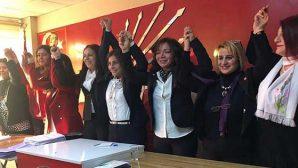 Antakya CHP Kadın Kolu Yeni Başkanı