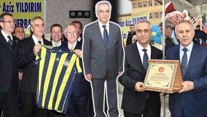 Hatay Fenerbahçeliler Derneği Başkanı: