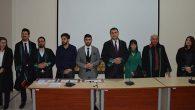 Antakya'da 3 Hukukçu, Avukatlık Cübbesi giydi