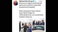 "Bakan Ersoy'un ""Tweet ""Yorumu"