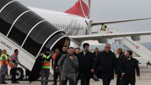 Bakan Ersoy, AKP'li Başkanlarla