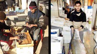 """Antakya Belediyesi """"Balıkçılar Çarşısı"""""""