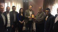 Antakya CHP İlçe Yönetiminden Partili Büyüklere Vefa