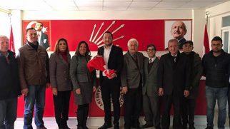 İYİ parti ziyareti CHP'ye