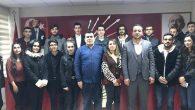 Antakya'da CHP'li Gençler görev bölümü yaptı