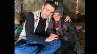 Hatay-Suriye sınırında